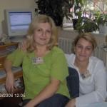 Мирјана Медалић и Мира Рипић, 2006. година