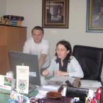 Нада Симић Лемајић и Ненад Грујчић, 2006. година