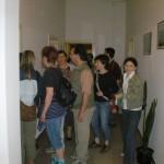 Посета Архива Будимпеште, 2005. година