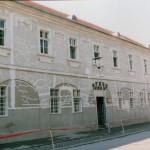 Адаптација зграде Архива, 1995. година